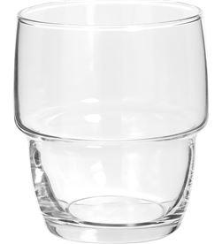 Secret set 6 vasos de agua apilables modelo bottom cup 28cl 3560237535616 - 75567