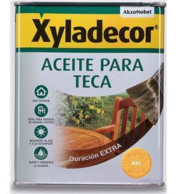 Bruguer xyladecor aceite miel para teca 0,75l 8430078010052 - 25052