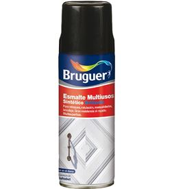 Bruguer esmalte multiuso spray brillante blanco 0,4l 8429656008994 - 25122