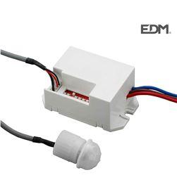 Edm detector empotrable de movimiento con ajuste de tiempo y luz 8425998032277 - 03227