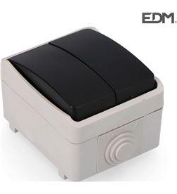 Edm E64037 doble conmutador estanco envasado 8434259004267 - E64037