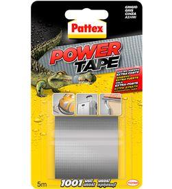 Pattex power tape 50x5mts gris cinta americana 8004630888429 - 96646