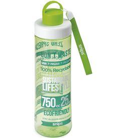 Snips botella tritan eco verde 0,75l 8001136903076 - 78032