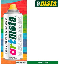 Spray verde lima pantone 356c 216ml Mota la17 8435223416307 - 39912