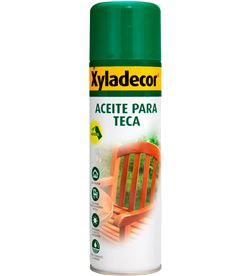 Bruguer xyladecor spray aceite incoloro para teca 0,5l 8430078010090 - 25050