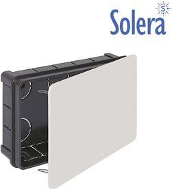 Caja rectangular 160x100x50mm garra metalica Solera 8423220005631 - 60129