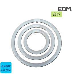 Edm tubo fluorescente circular 40w trifosforo 865k ø 40cm 8425998311426 - 31142