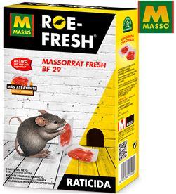 Masso raticida roe-fresh 150gr.massó 8424084004945 - 06348
