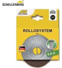 Schellenberg cinta de persiana 14mmx6mts marron 4003971461043 - 87003