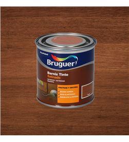 Bruguer barniz tinte satinado (princesa) teca 0,25l 8429656225780 - 25085