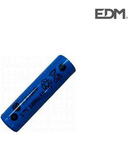 Edm pila recargable 3,7 voltios 2300 mah (recambio 36100) mod 18650 litio 8425998381108 - 38110