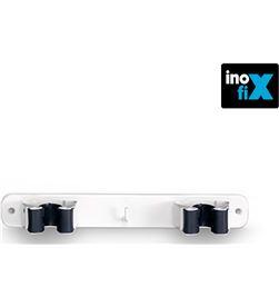 Inofix colgador doble para escobas (blister) 8414419303324 - 66541