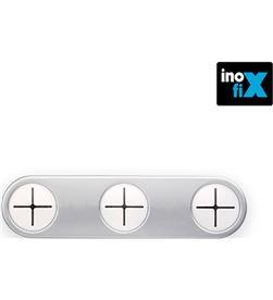Inofix colgador paños cocina adhesivo cromo mate (blister) 8414419208377 - 66590