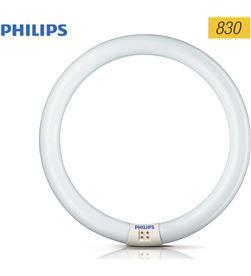 Philips tubo fluorescente circular 40w trifosforo 830k ø 40cm 8711500284761 - 31030