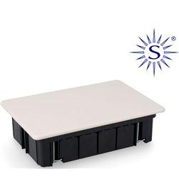 Edm R60096 caja empotrar 164 x 106 x 47 garra metalica para tabique hueco retractilada 8434259005165 - R60096