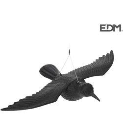Edm cuervo plastico (volador) 57cm 8711295853715 MATAMOSQUITOS AHUYENTADORES - 06098