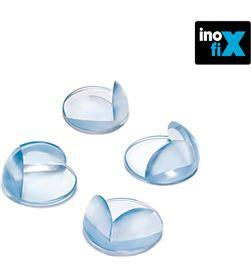 Protector cantos transparente (blister 4 unid) Inofix 8414419012578 - 66500