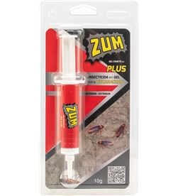 Zum jeringa gel plus cucarachas 10gr 8420236031630 - 95405