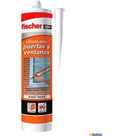 Fischer silicona neutra puertas y ventanas transparente 4048962069723 - 96146