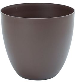 Plastiken maceta inyeccion cuenco ø32cm color bronce 8412524118260 - 74934