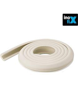 Inofix rollo protector de cantos acolchado 2mts blanco (blister) 8414419012653 - 66504