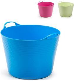 Ipae basket 40l cesto flexible multiuso colores surtidos pro garden 8009271008007 - 77383