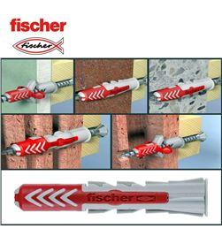 Fischer taco duopower 8x40s + tornillo 5,5x50mm caja 50un 4048962235616 - 96062