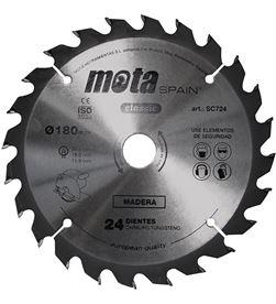 Mota sierra circ widia 180mm 7 1-4 40 dts clp18 sc740p 8435223405899 - 39553