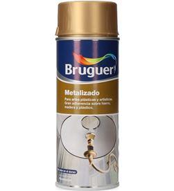 Hammer 25150 #19 metalizado spray oro 0,4l bruguer 8429656009410 - 25150 #19