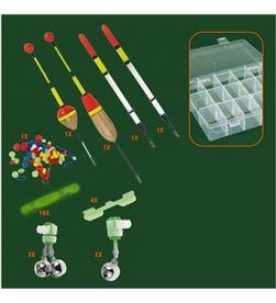 Xq 90213 #19 kit para pesca nocturna 29 piezas 8719214689049 - 90213 #19