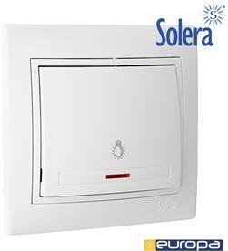 Solera 42910 #19 pulsador campana luminoso 10a 250v erp04ilu s.europa 8423220076594 - 42910 #19