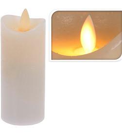 No 36256 #19 vela led efecto fuego real 11x5cm 8719202618112 - 36256 #19