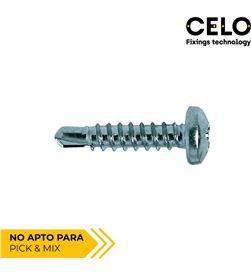Philips 17174 #19 caja 500un punta broca alomada din/ref 7504n 3.5x19 zinc 8425586101927 - 17174