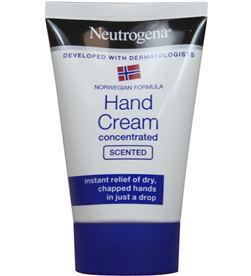 Neutrogena 95101 #19 crema de manos absorción rápida 50ml 4012273123009 - 95101 #19