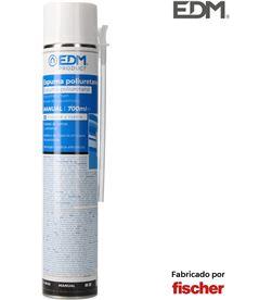 Edm 96452 #19 espuma poliuretano aerosol 750 ml 8425998964523 - 96452 #19