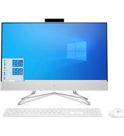 Ordenador sobremesa all in one Hp 24-df0102ns 23,8'' fhd pentium gold 8gb w1 35W40EA - 35W40EA