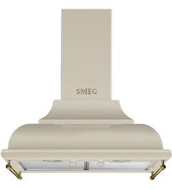 Campana decorativa Smeg KC16POE crema 60cm a Campanas decorativas - KC16POE