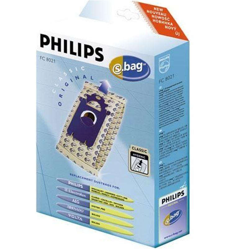 Bolsas aspirador Philips fc 8021/03 FC8021/03 Ofertas - FC8021-03