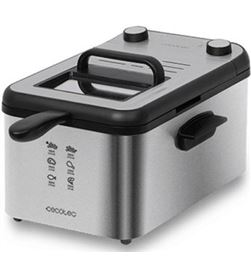 Freidora Cecotec cleanfry infinity 3000 full inox/ 2400w/ capacidad 3l 5803073 - 5803073