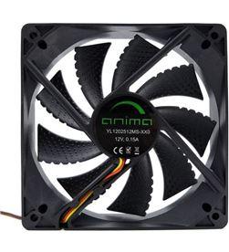 Todoelectro.es ventilador tacens anima af12 - 12cm - 14db - rodamientos fluxus - eco consu - TAC-REF AF12