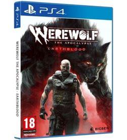 Juego para consola Sony ps4 werewolf: the apocalypse earthblood PS4 WEREFOLF TH - PS4 WEREFOLF TH AP