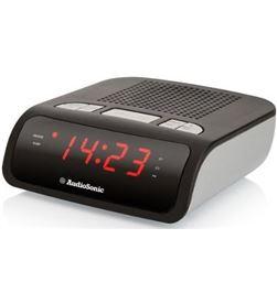 Despertador Audiosonic CL-1459/ radio fm Radio Radio/CD - AUD-DES CL-1459