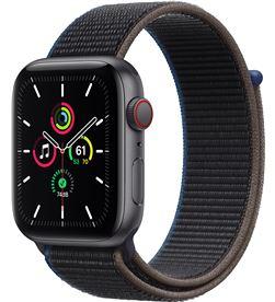 Apple watch se 44mm gps cellular caja aluminio gris espacial con correa car MYF12TY/A - MYF12TYA