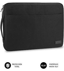 Todoelectro.es funda subblim urban laptop sleeve para portátiles hasta 15.6''/ negro sub-ls-0ps0101 - SUB-FUNDA LS-0PS0101