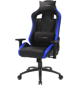 Mars MGCXNEOBBL silla gamer gaming mgcx neo azul - reposabrazos 2d / altura ajustables - TAC-SILLA MGCXNEOBBL