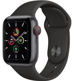 Apple MYEK2TY/A watch se 40mm gps cellular caja aluminio gris espacial con correa neg - MYEK2TYA