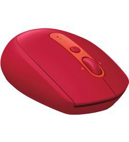 Ratón inalámbrico silencioso Logitech m590 rubí - 2.4ghz - bt smart - radio 910-005199 - LOG-MOU 910-005199
