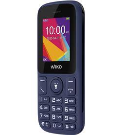 Wiko F100 BLUE f100 azul móvil senior dual sim 1.8'' cámara vga bluetooth radio fm - +22868
