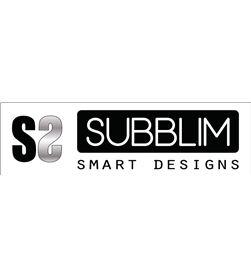 Todoelectro.es funda universal subblim clever stand para tablet hasta 10.1''/25.6cm pink - sub-cut-1ct003 - SUB-FUNDA CUT-1CT003