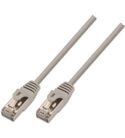 Cable de red rj45 sstp Aisens A137-0286 cat.6/ 5m/ gris - A137-0286
